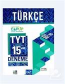 TYT Türkçe 15 x 40 Up Deneme
