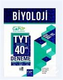 TYT Biyoloji 40 x 6 Up Deneme