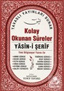 Kolay Okunan Sureler Yasin-i Şerif (Arapça, Cami Boy) (Kod: CB01)