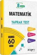 8.Sınıf LGS Matematik Yaprak Testi