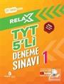 Relax TYT 5'li Deneme Sınavı