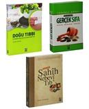 Doğu Tıbbı ve Sahih Nebevi Tıp Gerçek Şifa Seti 3 Kitap