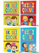 Okul Öncesi Gelişim Etkinlik Kitapları Seti (4 Kitap Takım)