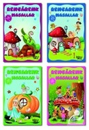 Rengarenk Masallar Seti (4 Kitap Takım) 1