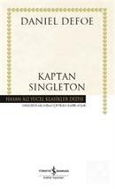 Kaptan Singleton (Karton Kapak)