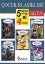 Çocuk Klasikleri (5 Al 4 Öde) Set 9