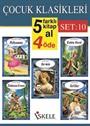 Çocuk Klasikleri (5 Al 4 Öde) Set 10