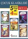 Çocuk Klasikleri (5 Al 4 Öde) Set 11