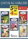Çocuk Klasikleri (5 Al 4 Öde) Set 12