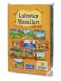 Lafonten Masalları +7 Yaş ve Üzeri Renkli Resimli (10 Kitap Set)
