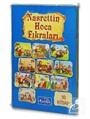 Nasrettin Hoca Fıkraları +7 Yaş ve Üzeri Renkli Resimli (10 Kitap Set)