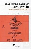 Süleymaniye Medresesi İhtisas Tezlerinden Marifet-i Barî ve İsbat-ı Vacib