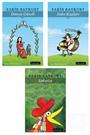 Fakir Baykurt Çocuk Kitapları Seti (3 Kitap)