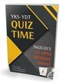 YKS YDT İngilizce Quiz Time 25 Mini Deneme