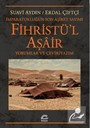 İmparatorluğun Son Aşiret Sayımı Fihristü'l Aşair