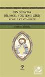 İbn Sîna'da Bilimsel Yöneteme Giriş Konu İlke ve Mesele