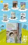 Bizim Mahalle (5 Kitap Kutulu Set + Sorular ve Bilmeceler Kitabı Hediyeli)