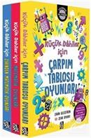 Küçük Dahiler Matematik Seti (3 Kitap)