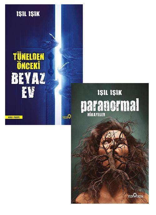 Paranormal Hikayeler & Tünelden Önceki Beyaz Ev 2 Kitap Set