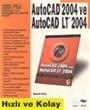 Autocad 2004 ve Autocad LT 2004