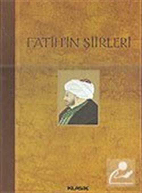 Fatih'in Şiirleri (Lüks Cilt)