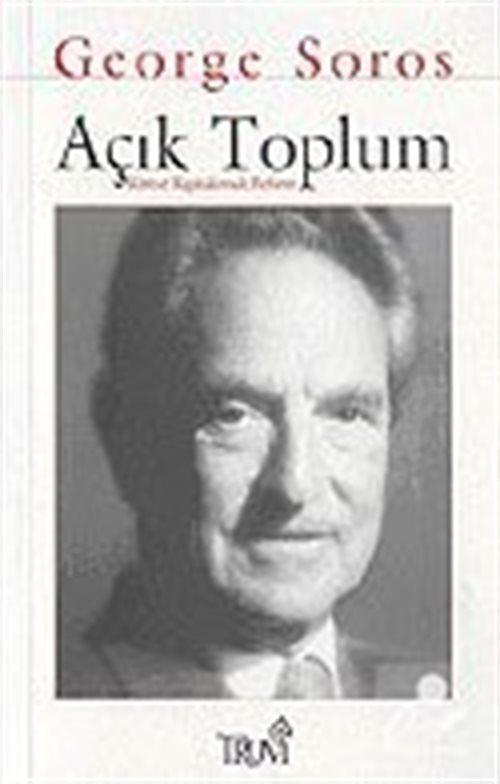 Açık Toplum / Küresel Kapitalizmde Reform