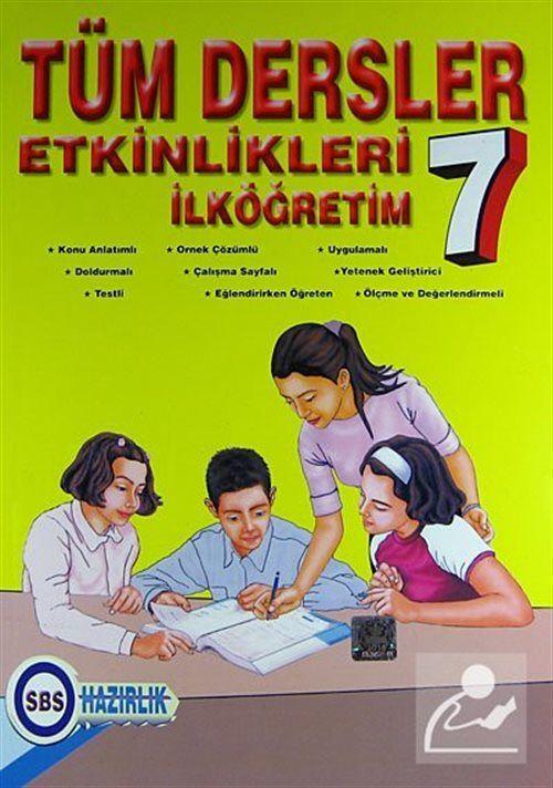 Tüm Dersler Etkinlikleri İlköğretim 7