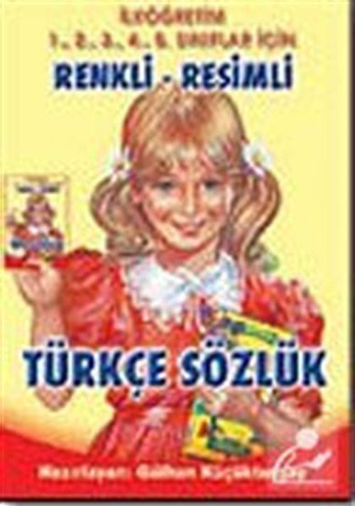 Renkli - Resimli Türkçe Sözlük