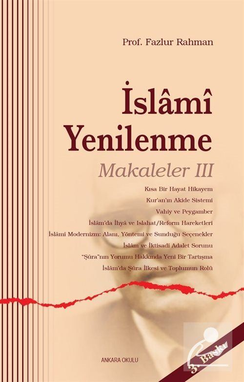 İslami Yenilenme: Makaleler 3