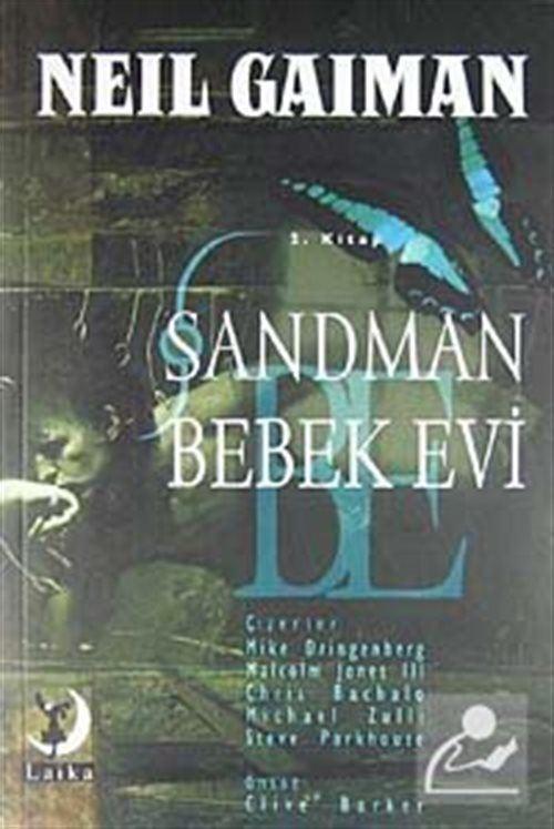Rüyalar Lordu Sandman - 2 / Bebek Evi
