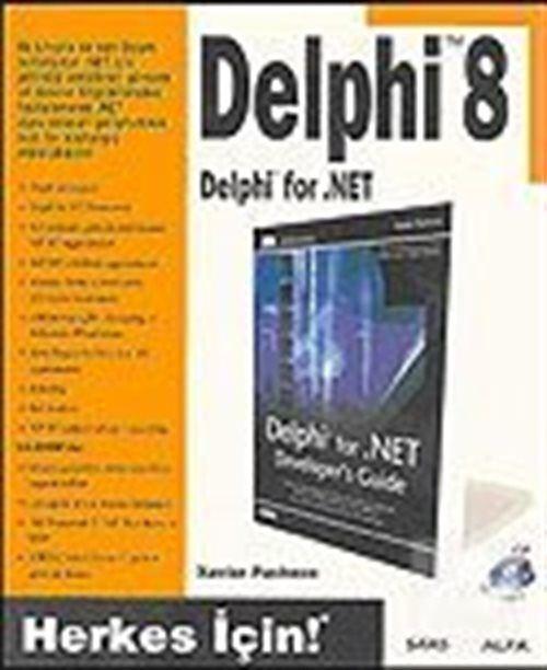 DELPHİ 8: Delphi for .NET