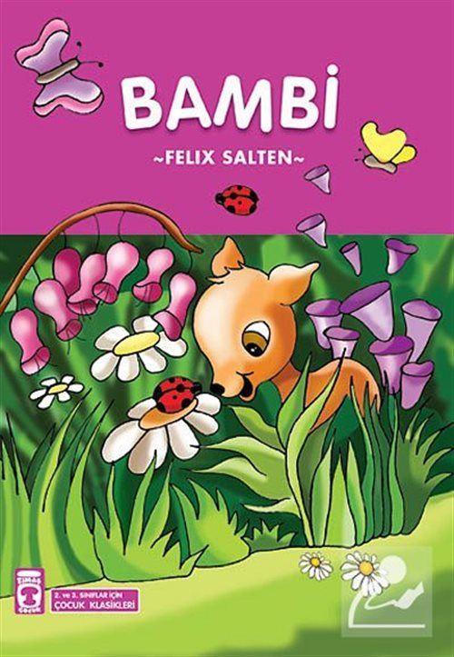 Bambi / 2. ve 3. Sınıflar İçin Çocuk Klasikleri