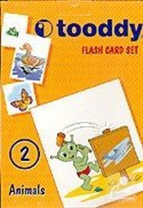 Tooddy Flash Card Set 2: Hayvanlar