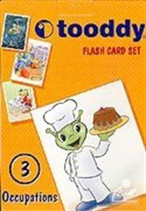 Tooddy Flash Card Set 3: Meslekler