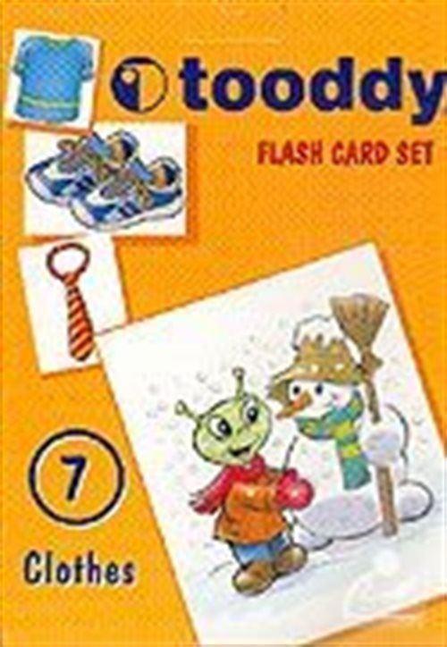 Tooddy Flash Card Set 7: Giysiler