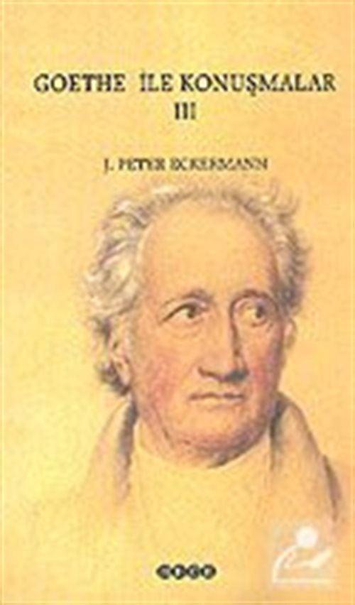 Goethe İle Konuşmalar 3