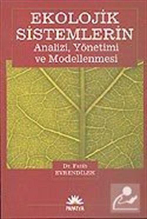 Ekolojik Sistemlerin Analizi, Yönetimi ve Modellenmesi