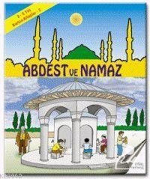 Karton Kitaplar 2 / Abdest Ve Namaz (2 - 5 Yaş) Kod:56