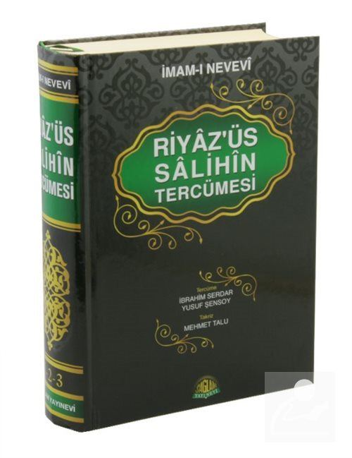 Riyaz' üs Salihin (Tek Cilt - Büyük Boy Şamua)