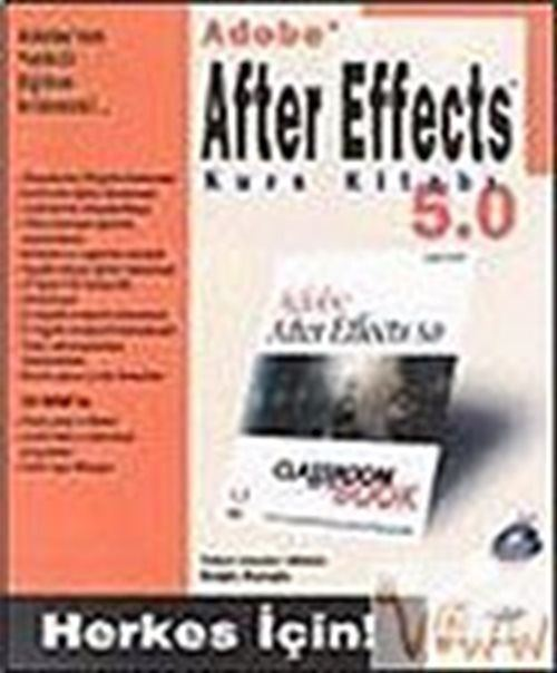 Adobe After Effects 5.0: Kurs Kitabı / Herkes İçin