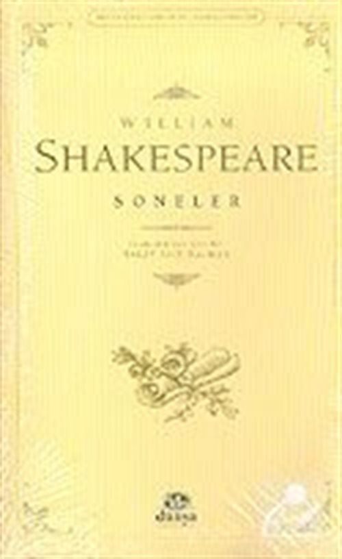Soneler: William Shakespeare