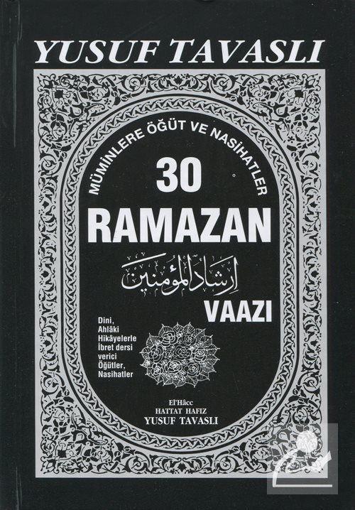 30 Ramazan Vaazı (Kod: B09)