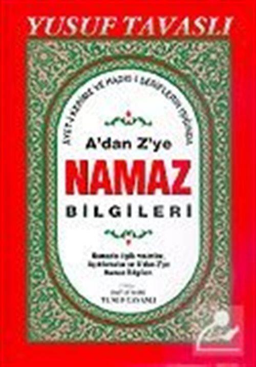 A'dan Z'ye Namaz Bilgileri (Kod: D44)