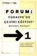 Türkiye'de Çeviri Eğitimi (Nereden Nereye)