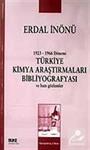 Türkiye Kimya Araştırmaları Bibliyografyası / 1923-1966 Dönemi
