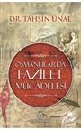 Osmanlılarda Fazilet Mücadelesi