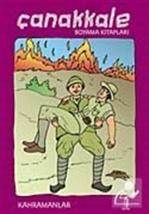 Canakkale Boyama Kitabi Kahramanlar 19 Indirimli