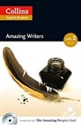 Collins English Readers Amazing Writers +CD (A.People Readers 3) B1