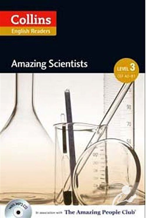 Amazing Scientists +CD (A.People Readers 3) B1