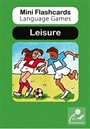 Mini Flashcards Language Games: Leisure (Pack of 40 Flashcards)